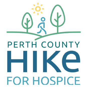 Perth County Hike for Hospice logo